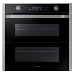 Samsung Dual Cook Flex NV75N7678RS (Rostfri)