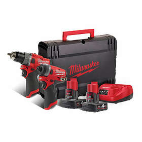 Milwaukee M12 FPP2A-402X (2x4,0Ah)