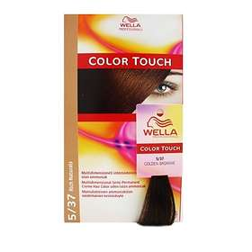 Wella Color Touch 5/37 Light Gold Brunette Brown 100ml