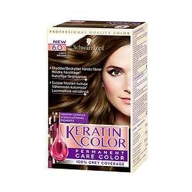 Schwarzkopf Keratin Color 6.0 Light Brown