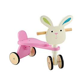 Early Learning Centre Wooden Bunny Trike