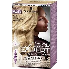 Schwarzkopf Color Expert 9.1 Light Ashy Blonde