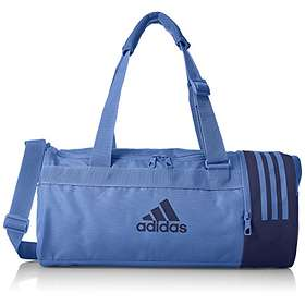 Adidas Convertible 3-Stripes Duffle Bag S