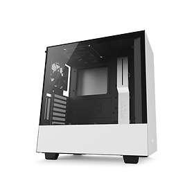 NZXT H500i (Valkoinen/Musta/Läpinäkyvä)