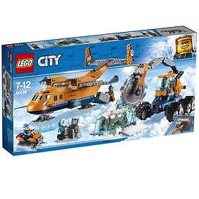 LEGO City 60196 Arktisk Forsyningsfly