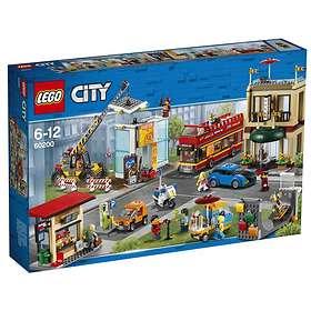 LEGO City 60200 Huvudstad