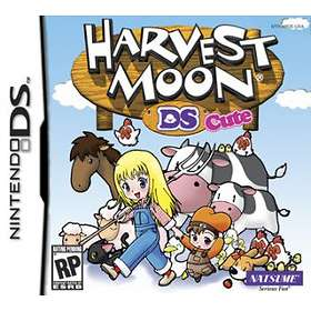 Harvest Moon DS Cute (USA) (DS)