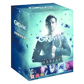 Grimm - Sesong 1-6