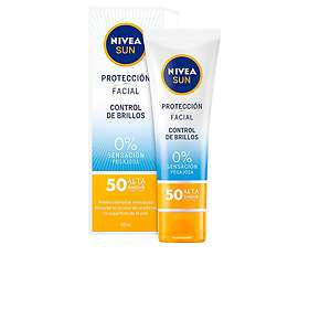 Nivea Sun Shine Control Face Cream SPF50 50ml