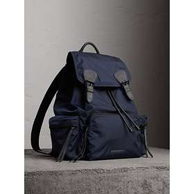 52592a24b219 Find the best price on Burberry The Large Technical Nylon And ...