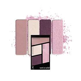 Wet N Wild Color Icon Quad Eyeshadow