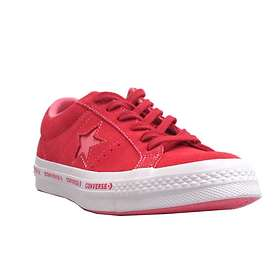 a6135be0d322ab Find the best price on Converse One Star Pinstripe Suede Low (Unisex ...