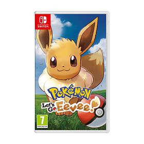 Pokémon: Let's Go, Eevee! (Switch)