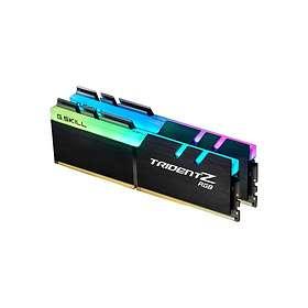 G.Skill Trident Z RGB LED DDR4 3000MHz 2x16GB (F4-3000C16D-32GTZR)