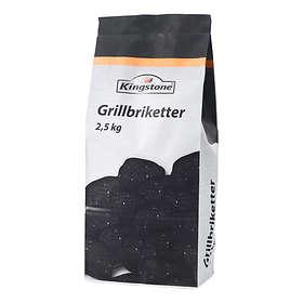 Kingstone Grillbriketter 2,5kg