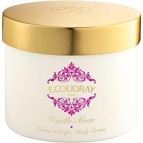 E. Coudray Vanille et Coco Body Cream 250ml