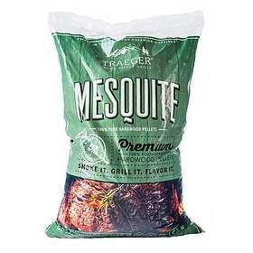 Traeger Pellets 9kg (Mesquit)