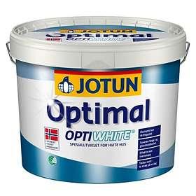Jotun Optimal Optiwhite Maling Base Hvit 9l