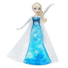 Disney Frozen Play-A-Melody Gown Doll C0455