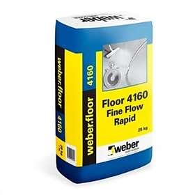 Weber Saint-Gobain 4160 Fine Flow Rapid (25kg)