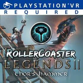 RollerCoaster Legends II: Thor's Hammer (VR) (PS4)