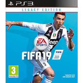 FIFA 19 - Legacy Edition (PS3)