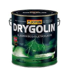 Jotun Drygolin Oljedekkbeis Hvit 10l