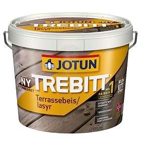 Jotun Trebitt Terrassebeis 9073 Grå 3l