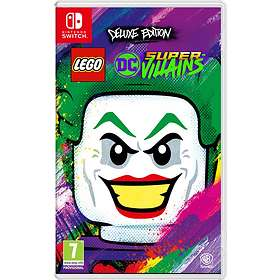 LEGO DC Super-Villains - Deluxe Edition (Switch)
