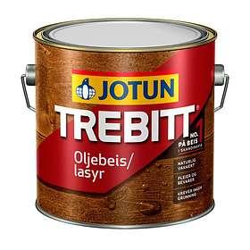 Jotun Trebitt Oljebeis Hvit 3l