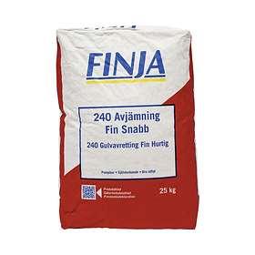 Finja 240 Avjämning Fin Snabb (25kg)