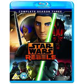 Star Wars: Rebels - Season 3 (UK)