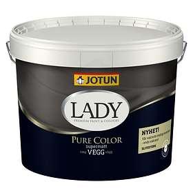 Jotun Lady Pure Color Veggmaling C-base 9l