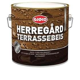 Gjøco AS Herregård Terrassebeis C-base 2.7l
