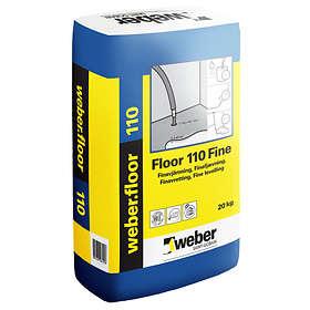 Weber Saint-Gobain 110 Fine (20kg)