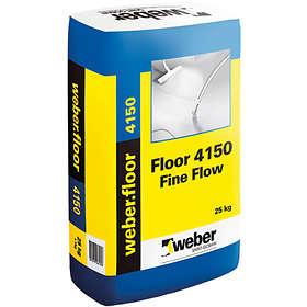 Weber Saint-Gobain 4150 Fine Flow (25kg)