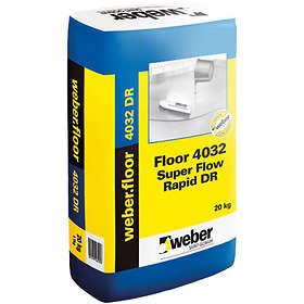 Weber Saint-Gobain 4032 Super Flow Rapid (20kg)