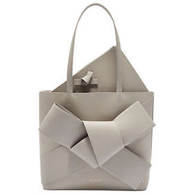 b53b9ed56 Find the best price on Ted Baker Alliie Giant Knot Leather Shopper Bag