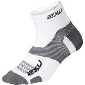 2XU Vectr Ultralight 1/4 Crew Sock