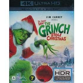 Dr. Seuss' How the Grinch Stole Christmas (UHD+BD)