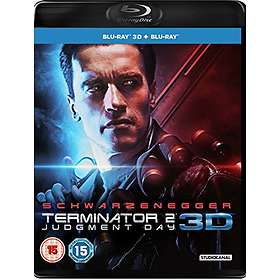 Terminator 2: Judgment Day (3D) (UK)