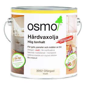 Osmo Hårdvaxolja Orginalet Matt 3062 Ofärgad 0.125l