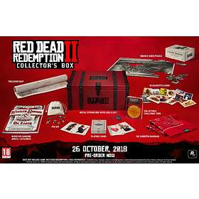 Red Dead Redemption 2 - Collector's Box (exkl. Spel) (PS4)