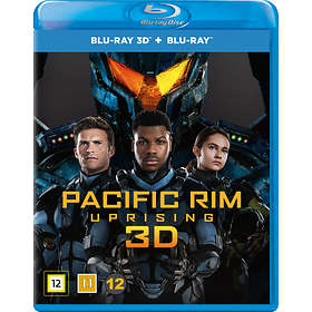 Pacific Rim: Uprising (3D)