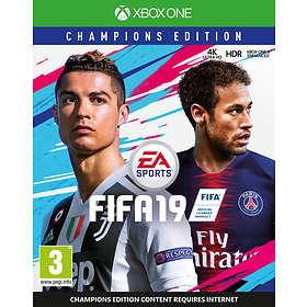 FIFA 19 - Champions Edition (Xbox One)