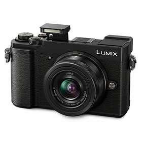 Panasonic Lumix DC-GX9 + 12-32/3,5-5,6 + 25/1,7