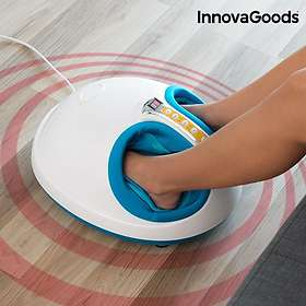 InnovaGoods Thermal Foot Massager with Pressotherapy