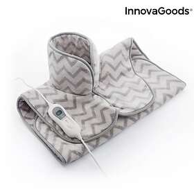 InnovaGoods Electric Blanket for Neck, Shoulders & Back 60x90cm
