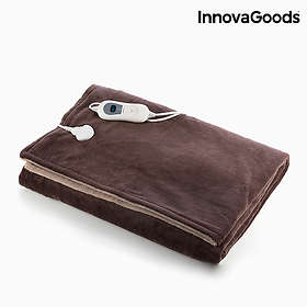 InnovaGoods 160x120cm Electric Fleece Blanket