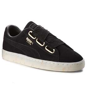 c1e12451f66 Find the best price on Puma Suede Heart Celebrate (Women s ...